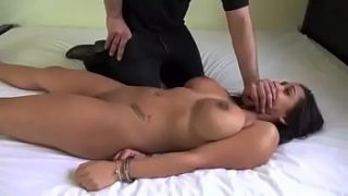 xnxx video 3gp Indian Girl Bound Gagged pussy fucking video