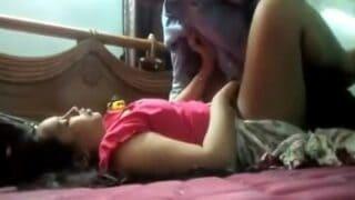 XXX Porn of hot Bangla bhabhi sex with dever free mobile porn