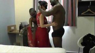 Desi Wife Threesome hot Indian xxx Porn Video