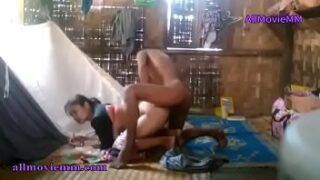 Myanmar Couple Doggystyle Homemade xnxx porn video