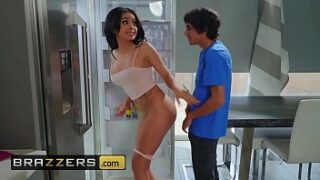 Brazzers milf Ricky Spanish hard fuck by son