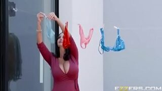 XNXX Milf Ava Addams Panty Bandit XXX Porn Video