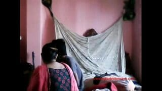 indian sex videos of horny bhabhi secret sex with her bf at his room