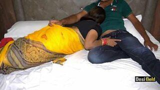 Desi Randi Bhabhi Hardcore Rough Sex With Young Boy Big Cock